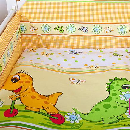 Babymajawelt Baby Bettwäsche 2tlgdino 100x135cm40x60 Top Preis