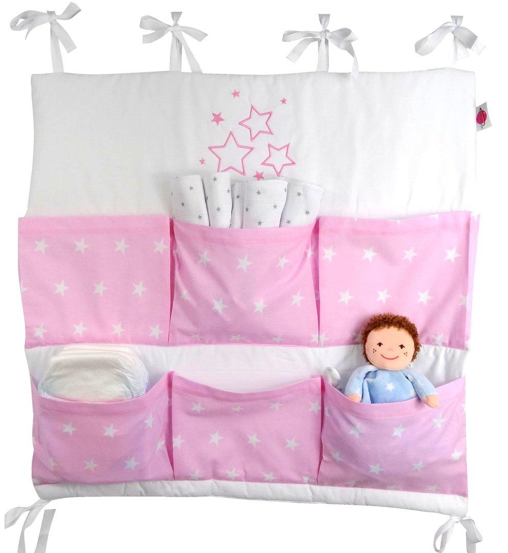 babymajawelt 15334 baby betttasche stars 60x60cm f r. Black Bedroom Furniture Sets. Home Design Ideas