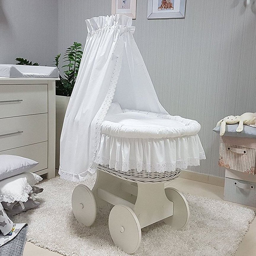 HÄngenest baby schaukel hÄngewiege wiege stubenwagen komplett set