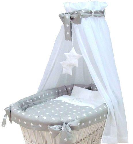 Stubenwagen Bettwasche Set