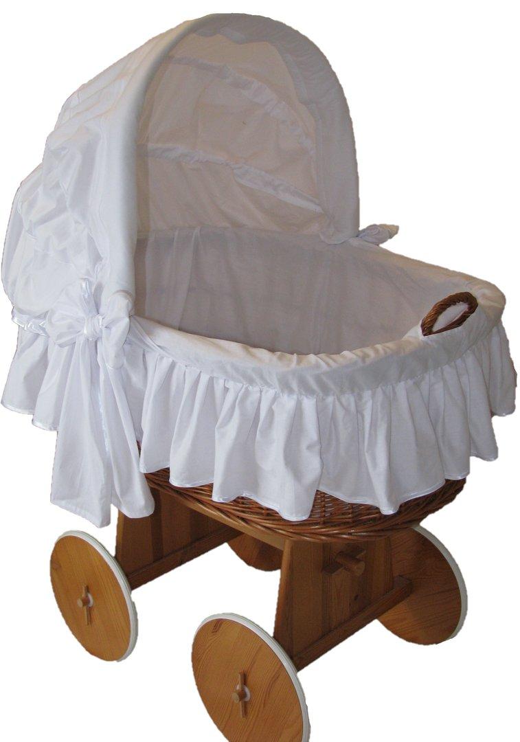 BabymajaweltR Stubenwagen Bezug TRAUMHAFT