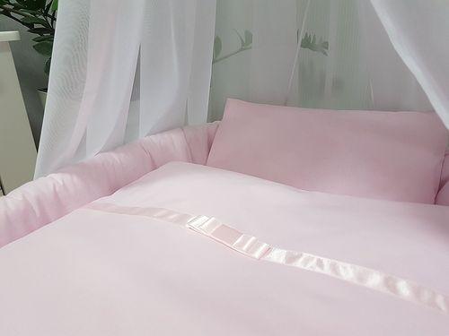 Roba komplettwiegenset weiß kleine wolke rosa ab